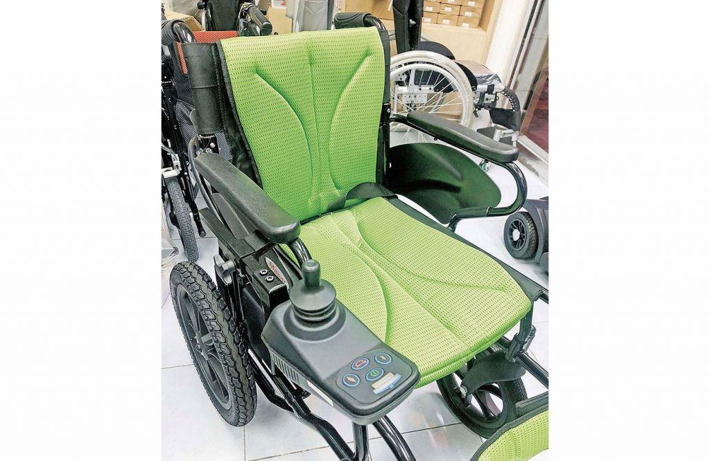 意见研究轮椅规范化增安全性