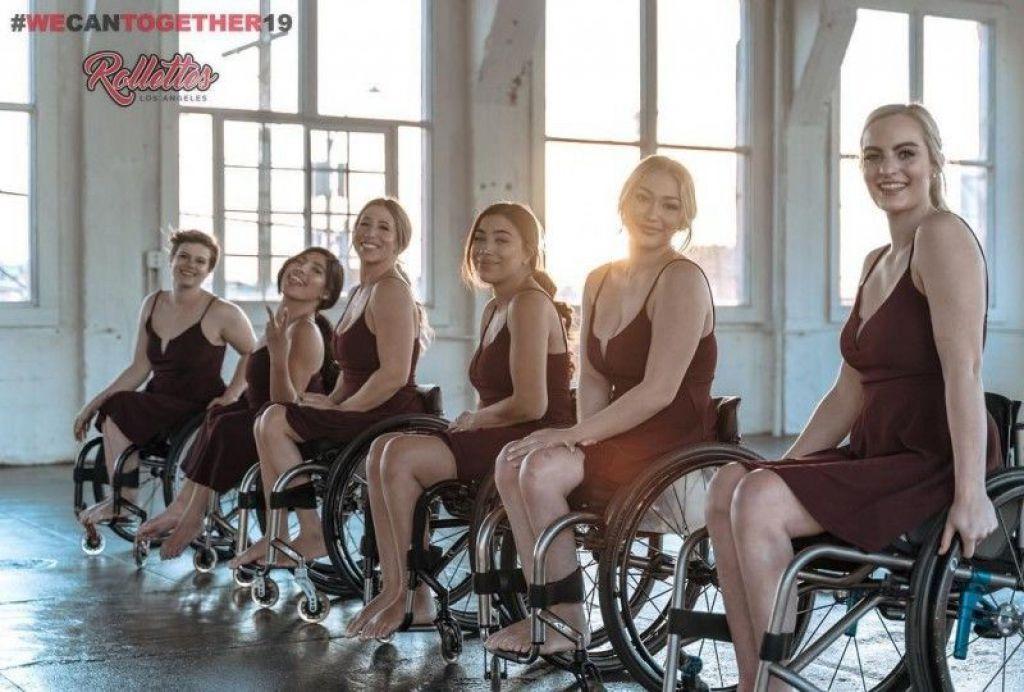 不因残疾局限梦想 轮椅女舞者励志故事登上《艾伦秀》
