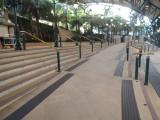 迪士尼站内设计优美