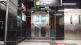 利東站月台設有升降機往大堂