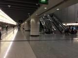 九龙站月台