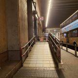 港铁站C出口设斜道入口