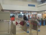 B、C出口設有闊閘,但出口連接電梯,不適合輪椅/行動不便人士使用出入