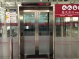 青衣站月台的升降機