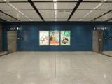 车站内设有伤残人士洗手间及男女洗手间